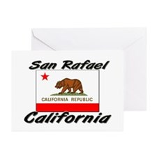 San Rafael California Greeting Cards (Pk of 10)