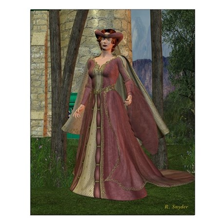 Sleeping Beauty 16x20 Poster Print