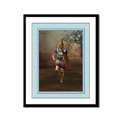 Soldier of the Lord 9x12 Framed Print
