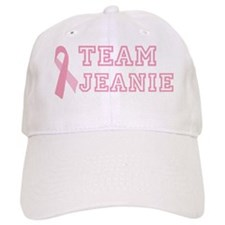 Team Jeanie - bc awareness Baseball Cap