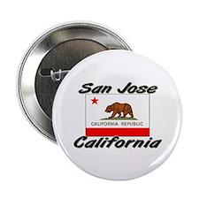 San Jose California Button