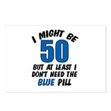 50 - Viagra Postcards (Package of 8)