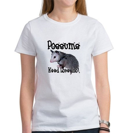 Possums Need Love Women's T-Shirt
