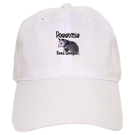Possums Need Love Cap