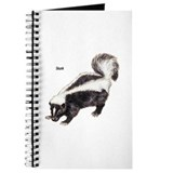 Skunk for Skunk Lovers Journal
