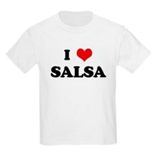 I Love SALSA T-Shirt