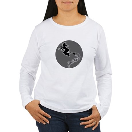 Witch Moon Women's Long Sleeve T-Shirt