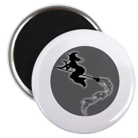 "Witch Moon 2.25"" Magnet (100 pack)"