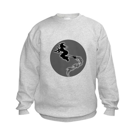 Witch Moon Kids Sweatshirt