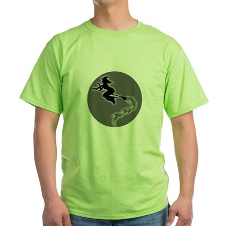 Witch Moon Green T-Shirt