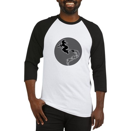 Witch Moon Baseball Jersey