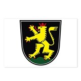 Heidelberg Coat of Arms Postcards (Package of 8)