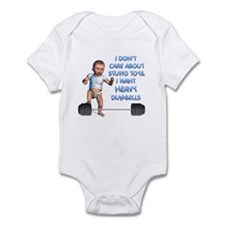 Big Like Daddy Infant Bodysuit