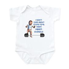 Big Like Daddy Infant Bodysuit