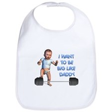 Big Like Daddy Bib
