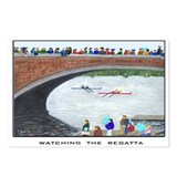 &quot;Watching the Regatta&quot; Postcards (Package of 8)
