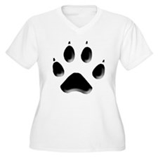 Wolf Track 1 T-Shirt