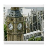 House of Parliament Tile Coaster