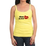 Mom Loves Me Best Jr. Spaghetti Tank