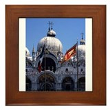 San Marco Framed Tile