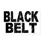 BLACK BELT - WEATHERED 1 Postcards (Package of 8)