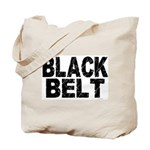 BLACK BELT - WEATHERED 1 Tote Bag