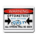 Optometrist Mousepad
