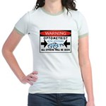 Optometrist Jr. Ringer T-shirt