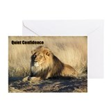 Quiet Confidence... Greeting Cards (Pk of 10)