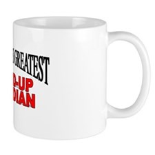 """The World's Greatest Stand-Up Comedian"" Mug"