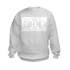 BOI Boise Kids Sweatshirt