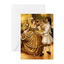 Cinderella's Ball Greeting Cards (Pk Of 10)