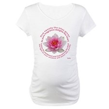 Buddha Lotus Flower Shirt