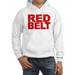 RED BELT 1 Hooded Sweatshirt