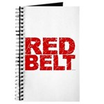 RED BELT 1 Journal