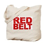 RED BELT 1 Tote Bag
