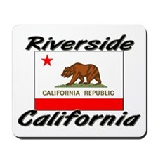 Riverside California Mousepad