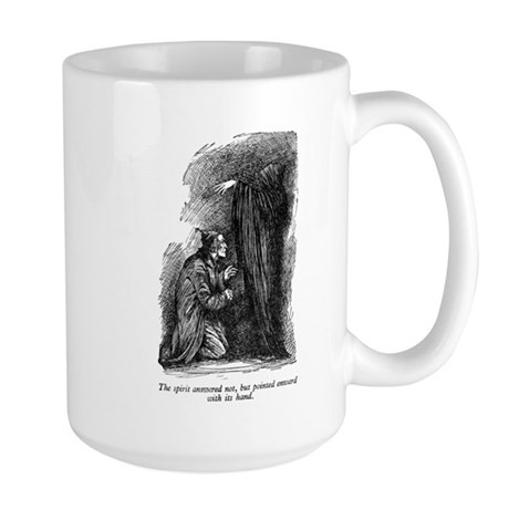 Spirit Pointed Large Mug