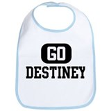 Go DESTINEY Bib