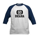 Go BRIANA Tee