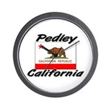 Pedley California Wall Clock