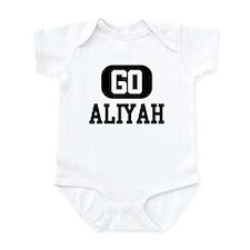 Go ALIYAH Infant Bodysuit