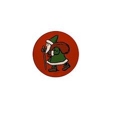 St Nicolas Mini Button