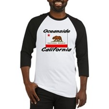 Oceanside California Baseball Jersey