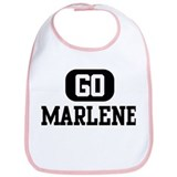 Go MARLENE Bib