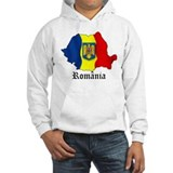 Romania arms Hoodie
