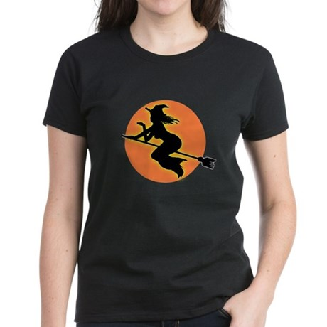 Witch Moon Women's Dark T-Shirt