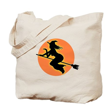 Witch Moon Tote Bag
