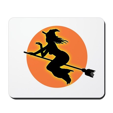 Witch Moon Mousepad