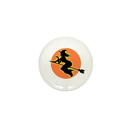 Witch Moon Mini Button (100 pack)